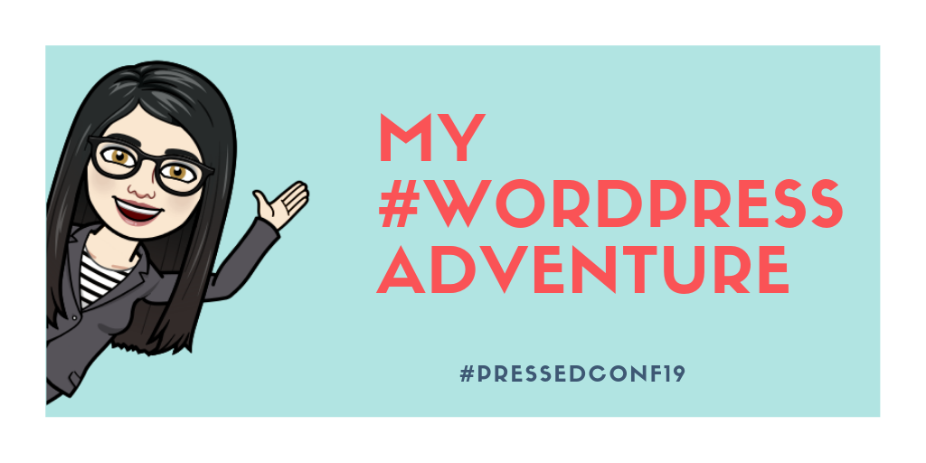 My wordpress adventure
